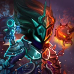 Epic Heroes War Mod Apk 1.12.97.571 (Unlock all/Free shopping)