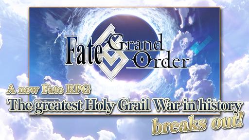 FateGrand Order English Apk Mod 1