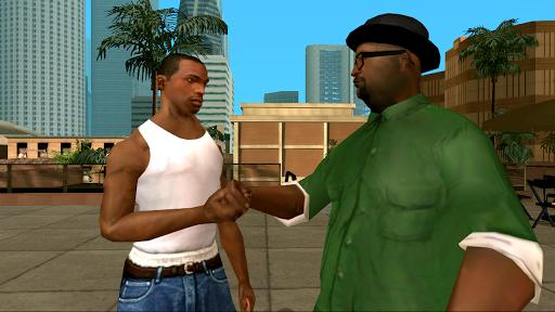 Grand Theft Auto San Andreas Apk Mod 1