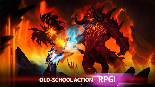 Guild of Heroes Epic Dark Fantasy RPG game online Apk Mod 1