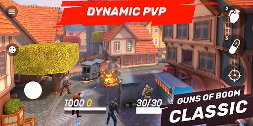 Guns of Boom – Online PvP Action Mod Apk 1