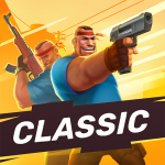Gods of Boom 26.0.223 Mod Apk (All Guns Unlocked)