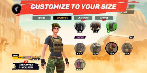 Guns of Boom – Online PvP Action Mod Apk 2