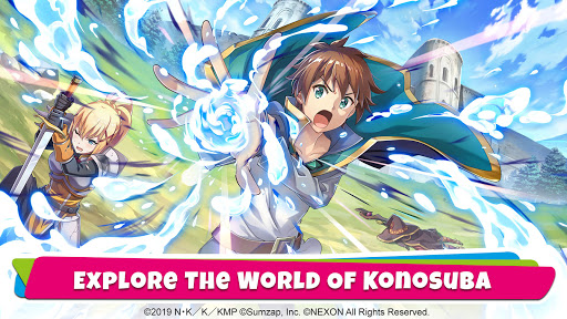 KonoSuba Fantastic Days Mod Apk 1