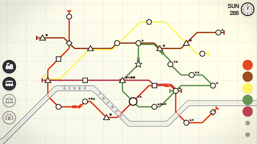 Mini Metro Mod Apk 2