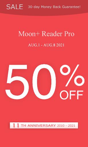 Moon Reader Pro Apk Mod 1