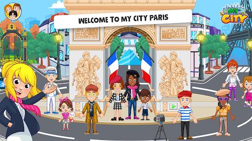 My City Paris – Dressup amp Makeover game Apk Mod 1