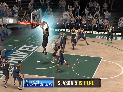 NBA LIVE Mobile Basketball Apk Mod 1