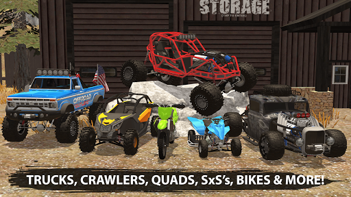Offroad Outlaws Mod Apk 1