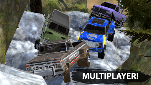 Offroad Outlaws Mod Apk 2