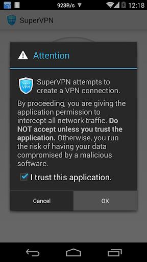 SuperVPN Free VPN Client Mod Apk 2