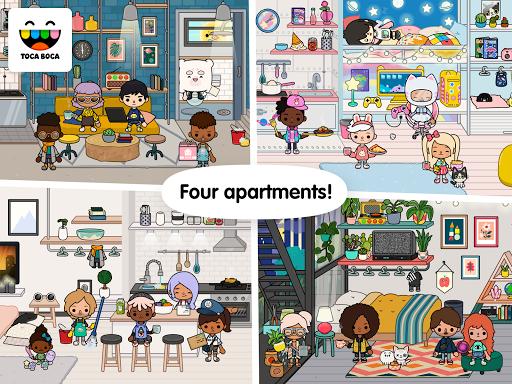 Toca Life Neighborhood Apk Mod 1