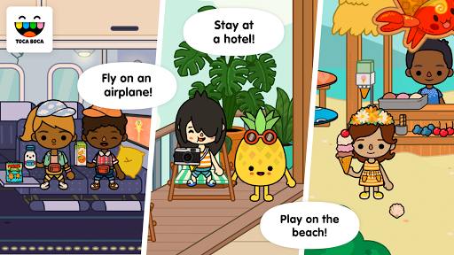 Toca Life Vacation Apk Mod 1