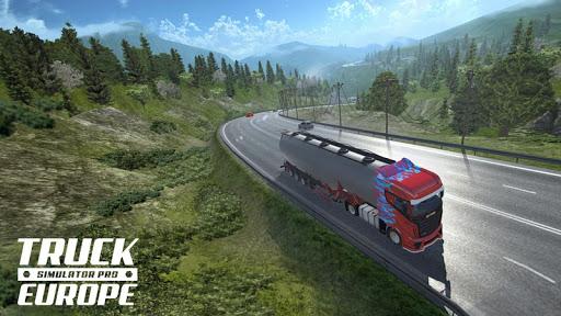 Truck Simulator PRO Europe Apk Mod 1