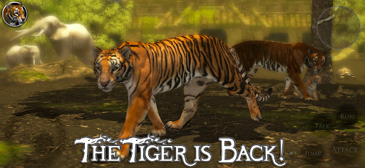 Ultimate Tiger Simulator 2 Apk Mod 1