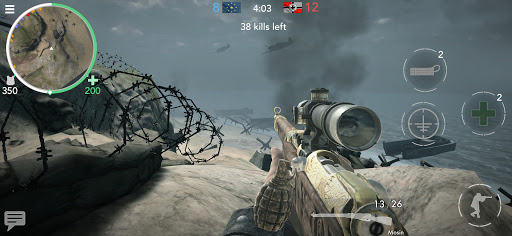 World War Heroes WW2 FPS Apk Mod 1