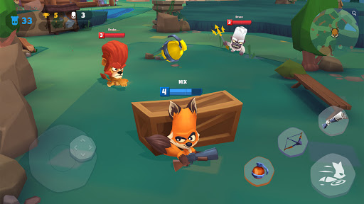 Zooba Free-for-all Zoo Combat Battle Royale Games Mod Apk 1