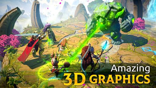 Age of Magic Turn-Based Magic RPG amp Strategy Game Mod Apk 2