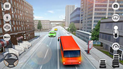 City Coach Bus Simulator 2021 – PvP Free Bus Games Mod Apk 1