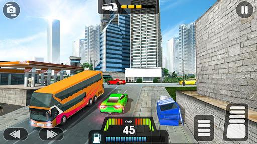 City Coach Bus Simulator 2021 – PvP Free Bus Games Mod Apk 2