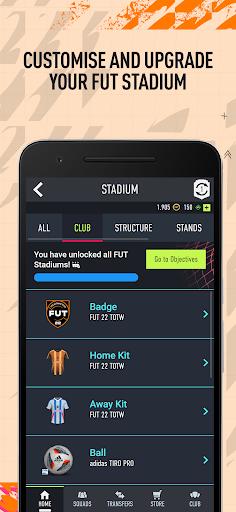 EA SPORTS FIFA 22 Companion Mod Apk 2