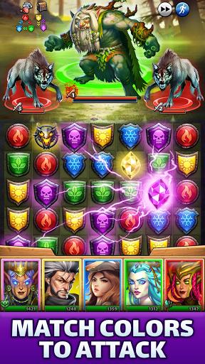 Empires amp Puzzles Epic Match 3 Mod Apk 1