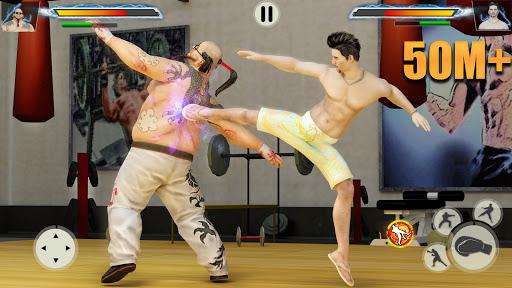 GYM Fighting Games Bodybuilder Trainer Fight PRO Mod Apk 1