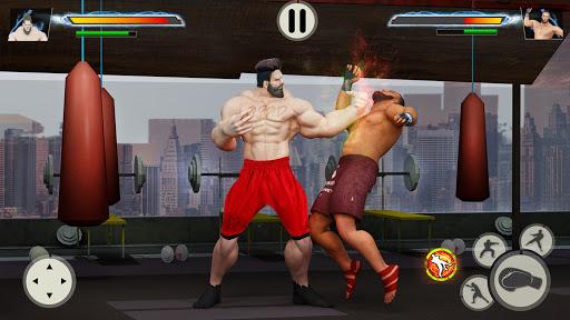 GYM Fighting Games Bodybuilder Trainer Fight PRO Mod Apk 2