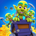 Gold and Goblins Mod APK 1.8.0 (No ads, Unlimited Everything)