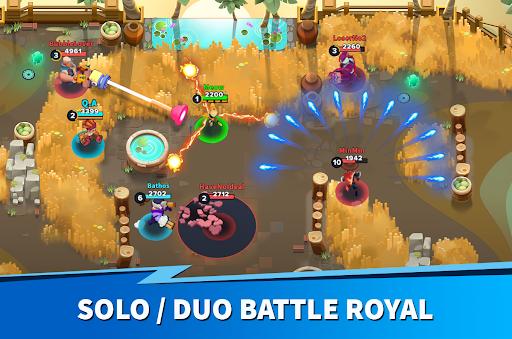 Heroes Strike – Modern Moba amp Battle Royale Mod Apk 1