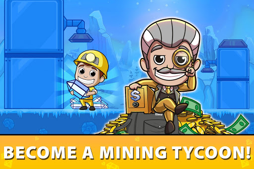 Idle Miner Tycoon Mine amp Money Clicker Management Mod Apk 1