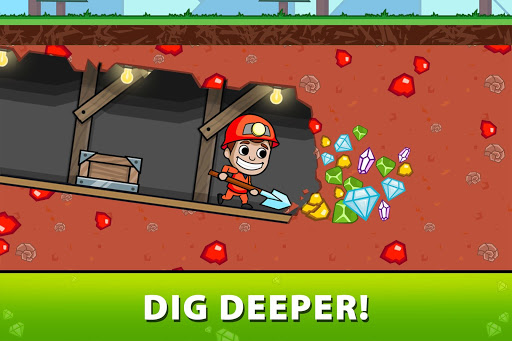 Idle Miner Tycoon Mine amp Money Clicker Management Mod Apk 2
