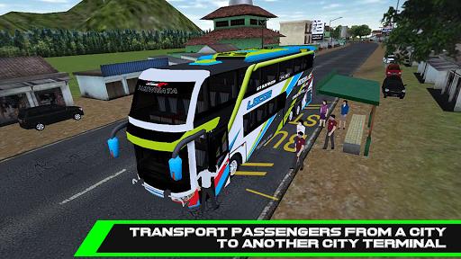 Mobile Bus Simulator Mod Apk 2