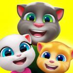 My Talking Tom Friends Mod Apk 1.8.1.5 (Unlimited Money, No ads)