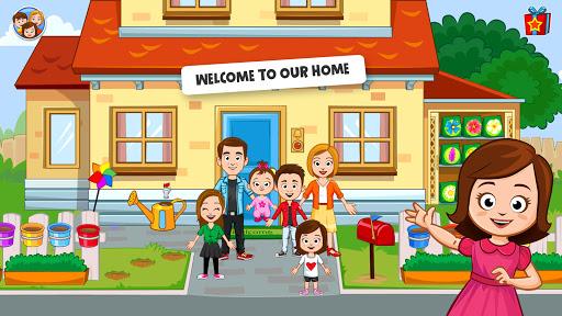My Town Home Doll house – Family Playhouse Mod Apk 1