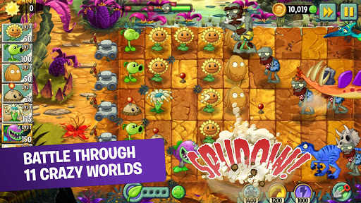 Plants vs Zombies 2 Free Mod Apk 1