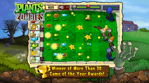Plants vs. Zombies FREE Mod Apk 1