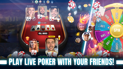 Poker Face – Texas Holdem Poker With Your Friends Mod Apk 1