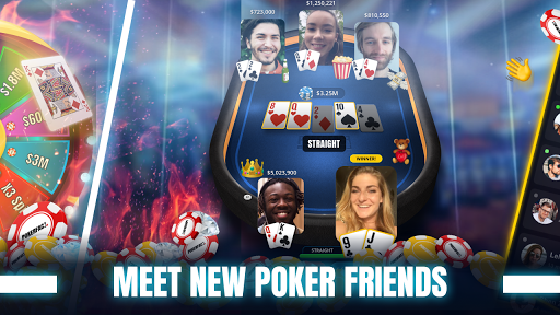 Poker Face – Texas Holdem Poker With Your Friends Mod Apk 2
