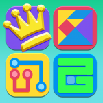 Puzzle King Puzzle Games Collection 2.2.7 Mod Apk (Free Purchase/Unlocked)