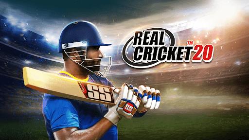 Real Cricket 20 Mod Apk 1
