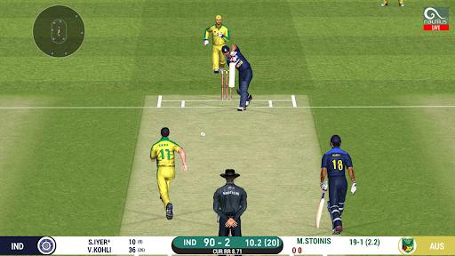 Real Cricket 20 Mod Apk 2