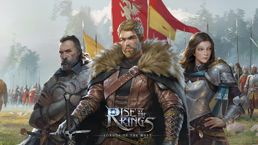 Rise of the Kings Mod Apk 1