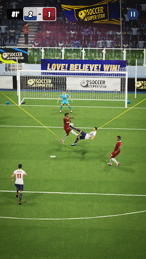 Soccer Super Star Mod Apk 2