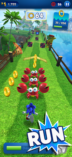 Sonic Dash – Endless Running Mod Apk 1