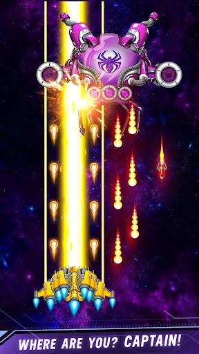 Space shooter – Galaxy attack – Galaxy shooter Mod Apk 2