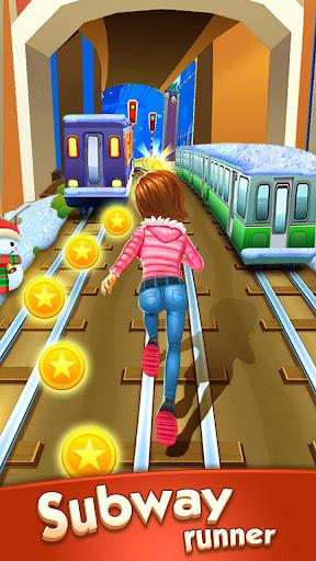 Subway Princess Runner Mod Apk 1