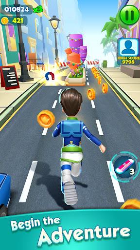 Subway Princess Runner Mod Apk 2