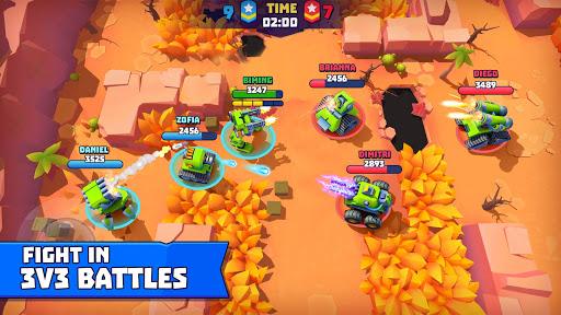 Tanks a Lot – 3v3 Battle Arena Mod Apk 1