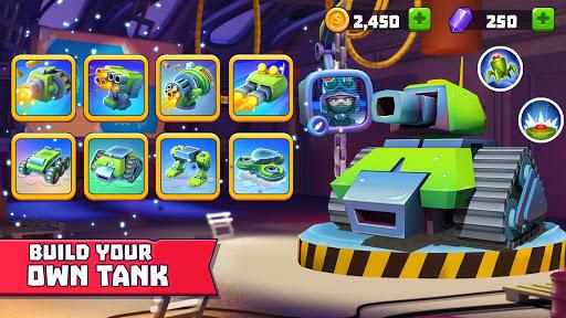 Tanks a Lot – 3v3 Battle Arena Mod Apk 2